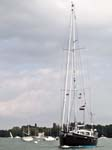 The Sailing Yacht Njord