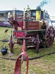 Shand Mason Horse Drawn Fire Engine No. 2017 St George