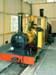 Polar Bear - Bagnall 2-4-0T No 1781