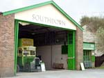 The Southdown Bus Garage