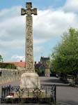 The War Memorial Abbey Walk, Shaftesbury