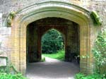 The Gateway - Abbot's Porch
