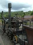 The  replica Trevithick Engine