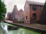 Coalport Pottery and the Shropshire Canal