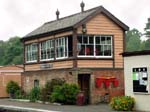 Bridgnorth Signal Box