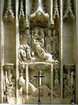 Detail of the High Altar, Christchurch Priory