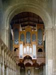 The South Transept and the Organ