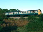 Lymington Train