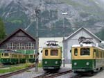 First Series BDhe 4/4 Trains Grund