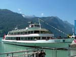 MV Brienz at Brienz