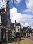 Houses on the Klaveringdijk