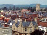 Devizes from St John's Church Tower