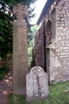 Celtic Cross - Nevern Church