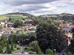 Bollington from the Aquaduct