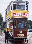 Leeds City Tramways 399