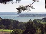 View over Poole Harbour
