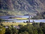 Glenfinnan Monument from the Viaduct