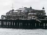 The West Pier in 1986Brighton