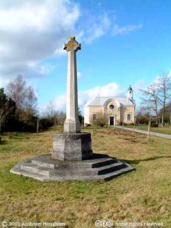 War Memorial,All Saint's,All Saints Church,Bransgore,Thorney Hill