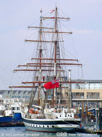 STS Prince William,Portsmouth,Ship