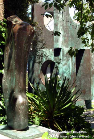 St Ives,Barbara Hepworth Museum,Sculpture,Torcello