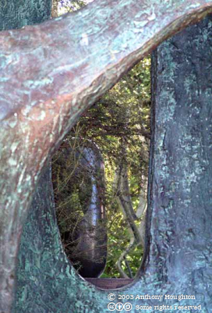St Ives,Barbara Hepworth Museum,Sculpture