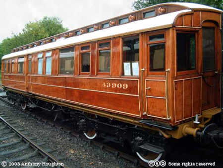 Bluebell Railway,Great Northern,Directors',Directors Saloon,Carriage,Train,Coach