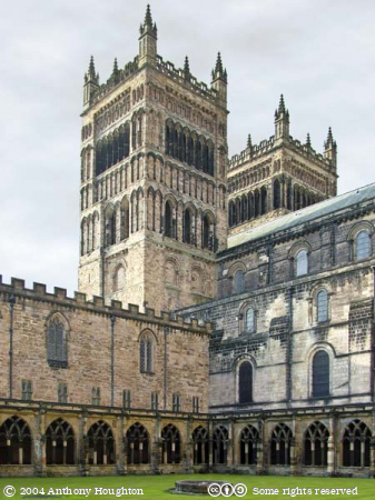 Durham Cathedral,Cloisters