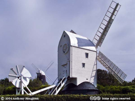 Clayton,Windmills,Mill,Jack and Jill