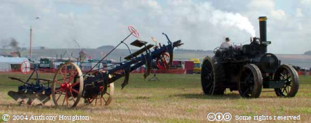 Steam Fair,Traction Engine,Vehicle,McLaren,1552 Hero,Ploughing