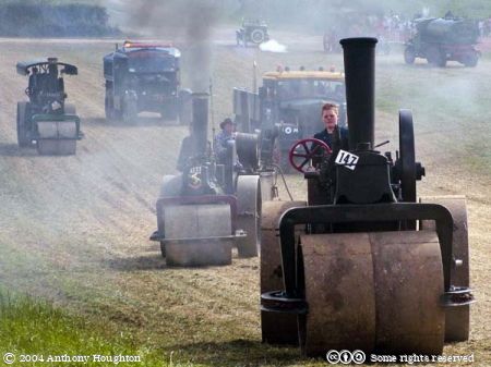 Steam Fair,Road Roller,Vehicle,Fowler,9005 Lord Kitchener