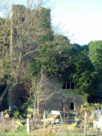 Ashover,Ruin,Eastwood Hall