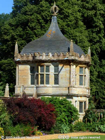 Montacute House,Stately Home,Garden,Pavilion