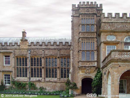 Forde Abbey,Stately Home,House,Abbot's Porch,Abbots Porch,Great Hall