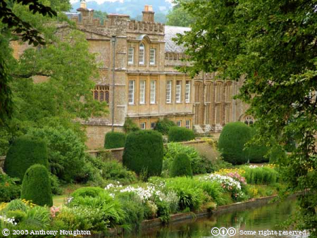 Forde Abbey,Stately Home,House,Garden