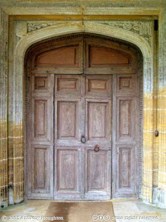 Forde Abbey,Stately Home,House,Door