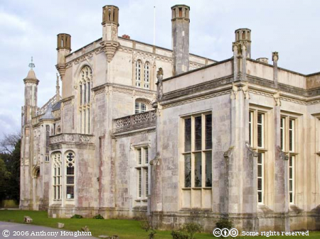 Highcliffe Castle,Stately Home,House