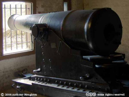 Portsmouth,Portsdown,Fort Nelson,Royal Armouries,Gun,Caponier,Bastion