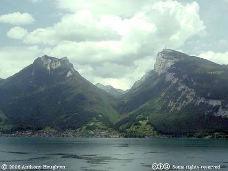 Lake Thun,Thunersee,Mountains,Niederhorn