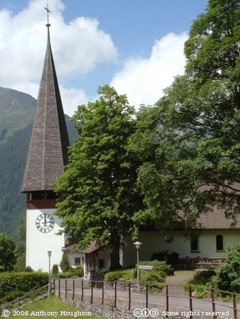 Wengen Church