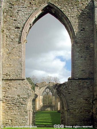 Netley Abbey,Door,Doorway