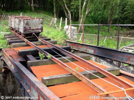 Norden,Clay Waggons,Tramway Bridge,Purbeck