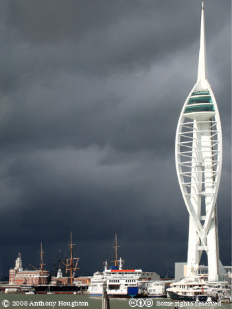 Spinnaker Tower,Portsmouth