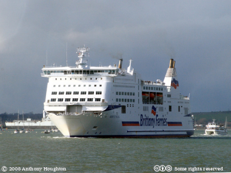 Ferry,Portsmouth