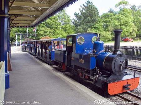 Exbury Gardens Railway,Steam,Trains,Engine,Locomotive,Narrow Gauge,Miniature
