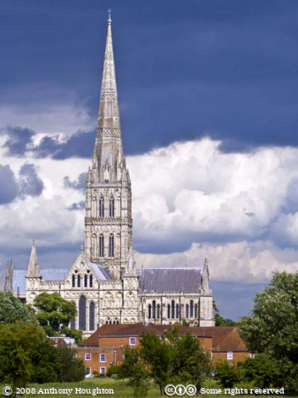 Salisbury Cathedral,Church