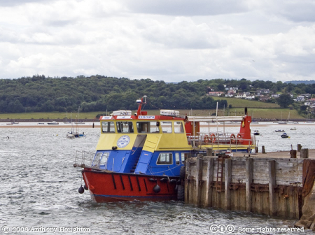 Pride of Exmouth,Tripper Boat