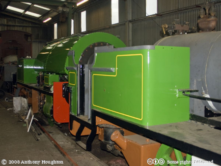 Workshops,Bodmin and Wenford Railway,Heritage,Train,Steam Engine,Locomotive