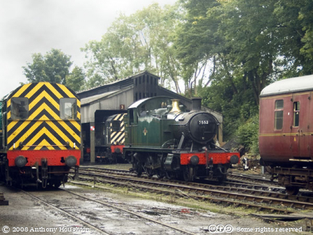 Bodmin and Wenford Railway,Railroad,Heritage,Train,Steam Engine,Locomotive