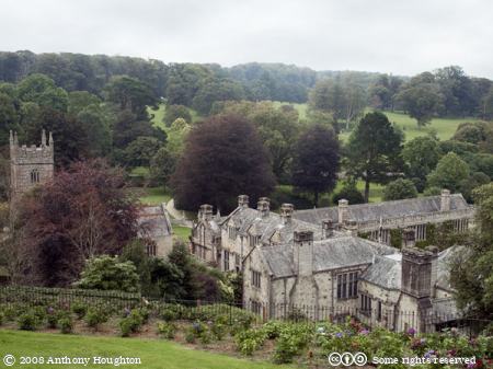 Lanhydrock House,Stately Home
